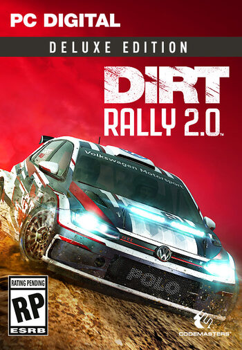 DiRT Rally 2.0 Deluxe Edition Steam Key GLOBAL