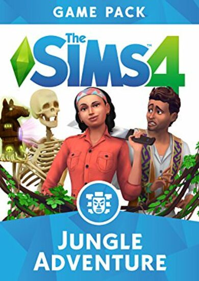 The Sims 4: Jungle Adventure (DLC) Origin Key GLOBAL
