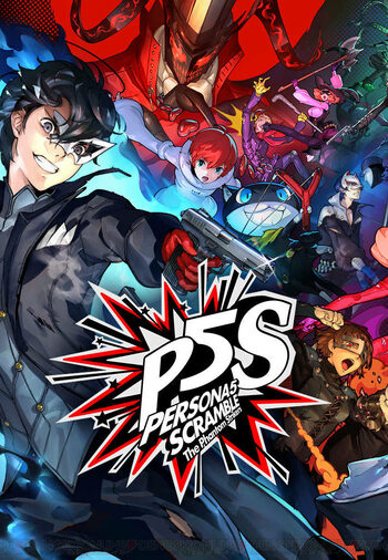 Persona 5 Strikers (Nintendo Switch) Nintendo Key UNITED STATES