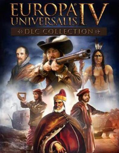 Europa Universalis IV (DLC Collection) Steam Key GLOBAL