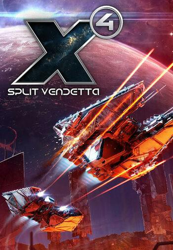 X4: Split Vendetta (DLC) Steam Key GLOBAL