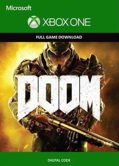 DOOM (Xbox One) Xbox Live Key UNITED STATES