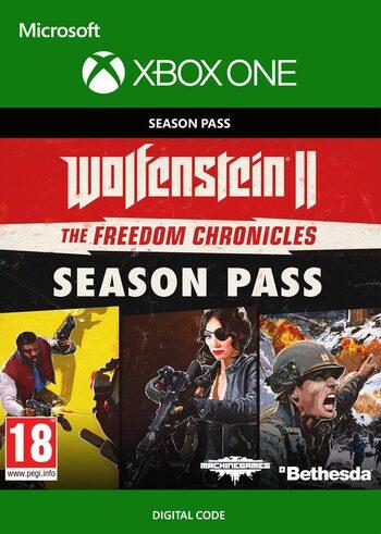 Wolfenstein II: The Freedom Chronicles - Season Pass (DLC) XBOX LIVE Key UNITED STATES