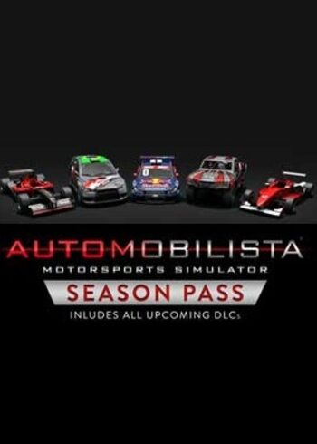 Automobilista - Season Pass (DLC) Steam Key GLOBAL