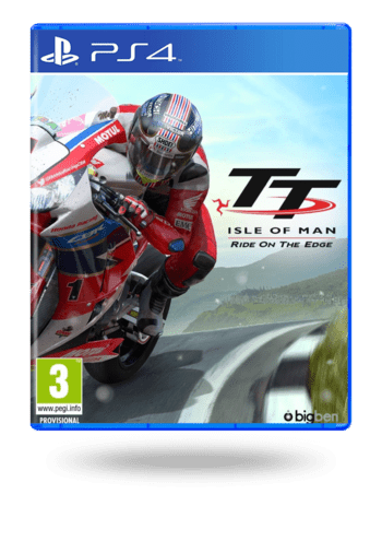 TT Isle of Man - Ride on the Edge PlayStation 4