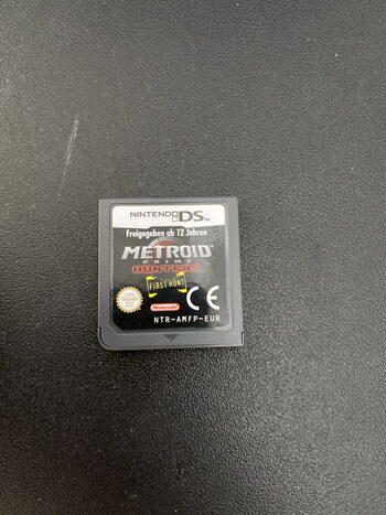 Metroid Prime Hunters Nintendo DS
