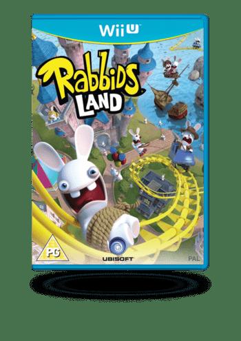 Rabbids Land Wii U