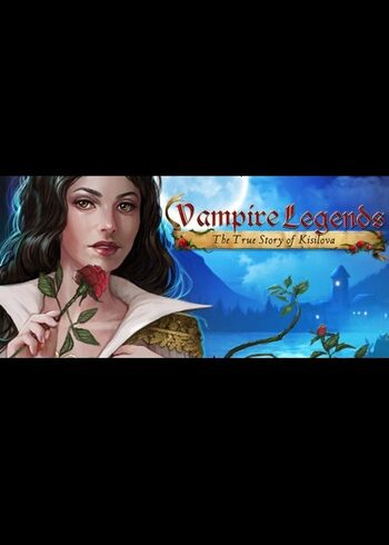 Vampire Legends: The True Story of Kisilova Steam Key GLOBAL