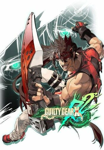 GUILTY GEAR Xrd -REVELATOR- Deluxe Edition + REV2 Deluxe (All DLCs included) Steam  Key GLOBAL