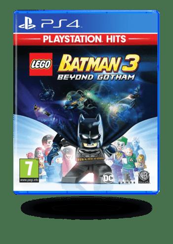 LEGO Batman 3: Beyond Gotham PlayStation 4