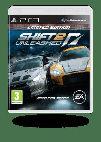 SHIFT 2 UNLEASHED PlayStation 3