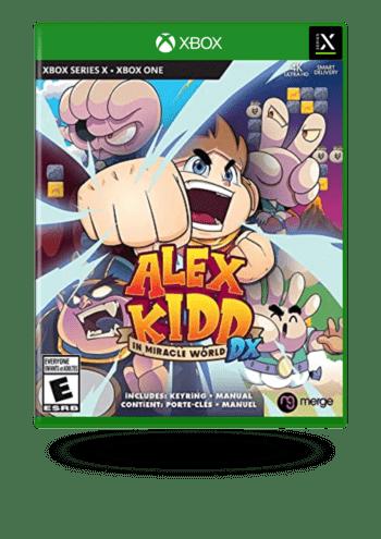 Alex Kidd in Miracle World DX Xbox Series X