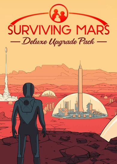 Surviving Mars (Deluxe Upgrade Pack) (DLC) Steam Key GLOBAL