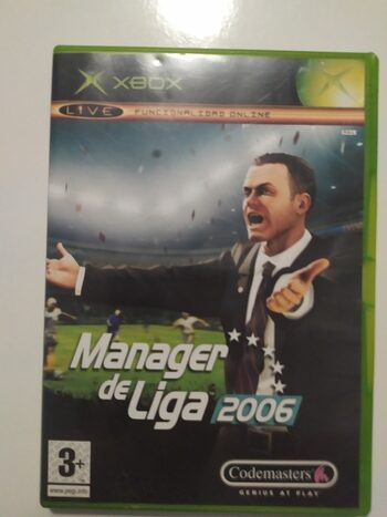 Football Manager 2006 Xbox