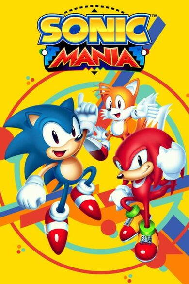 Sonic Mania Steam Key GLOBAL