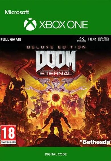 DOOM Eternal Deluxe Edition (Xbox One) Xbox Live Key UNITED STATES