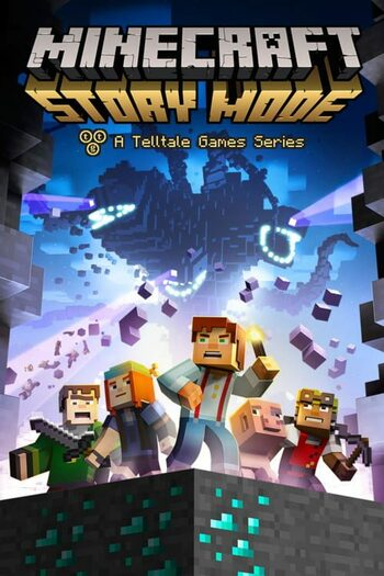 Minecraft: Story Mode - A Telltale Games Series Steam Key GLOBAL