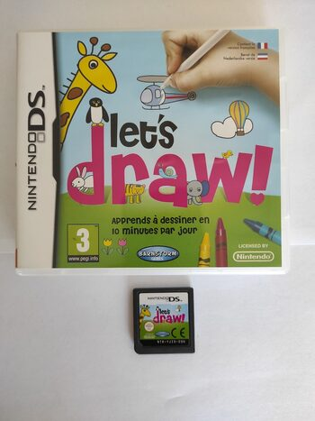 Let's Draw! Nintendo DS