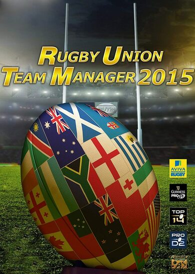 Rugby Union Team Manager 2015 Steam Key EUROPE