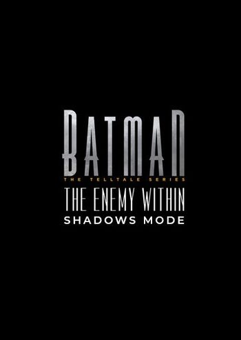 Batman - The Enemy Within Shadows Mode (DLC) Steam Key GLOBAL