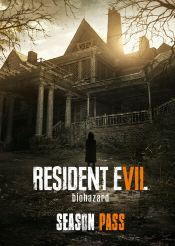 Resident Evil 7: Biohazard - Season Pass (DLC) Steam Key GLOBAL