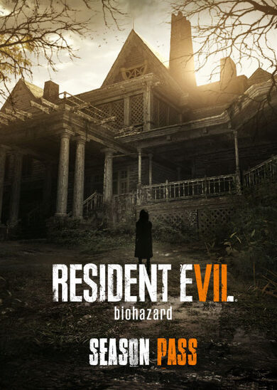 Resident Evil 7: Biohazard - Season Pass (DLC) Steam Key EUROPE фото