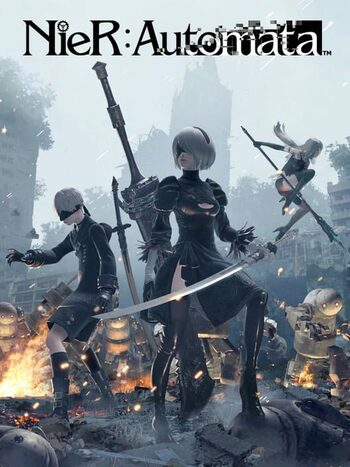 Nier: Automata Steam Key EUROPE