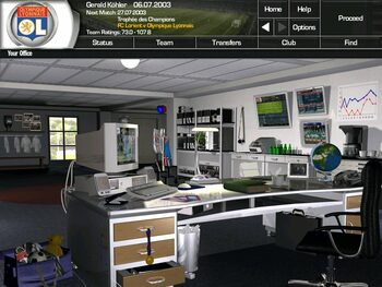 Buy Total Club Manager 2004 PlayStation 2