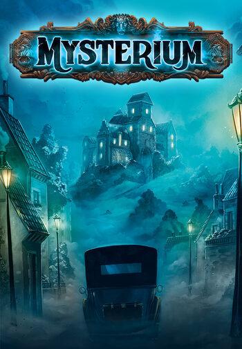 Mysterium: A Psychic Clue Game Steam Key GLOBAL