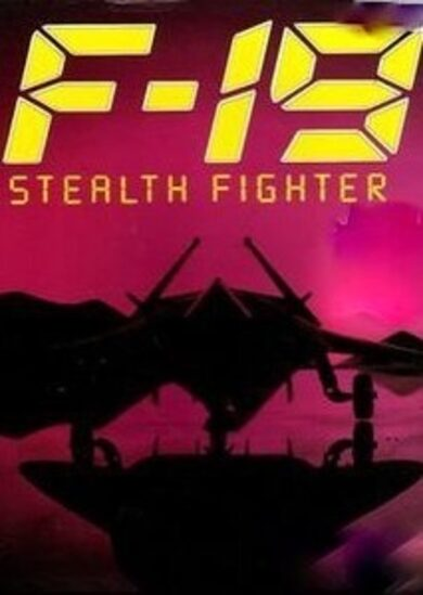 F-19 Stealth Fighter Steam Key GLOBAL