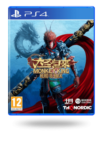 Monkey King: Hero is Back PlayStation 4