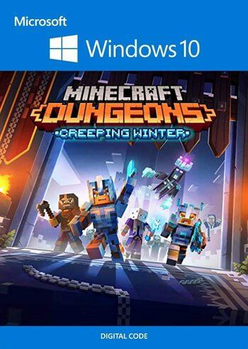 Minecraft Dungeons: Creeping Winter (DLC) - Windows 10 Store Key EUROPE