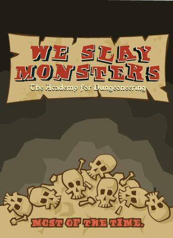 We Slay Monsters Steam Key GLOBAL
