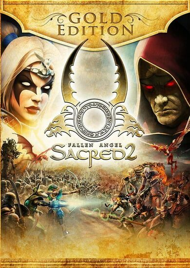 Sacred 2 (Gold Edition) Steam Key GLOBAL