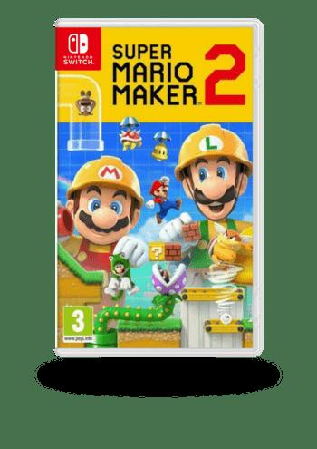 Super Mario Maker 2 Steelbook Nintendo Switch