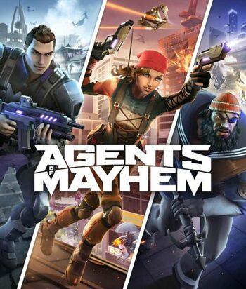 Agents of Mayhem Steam Key EUROPE