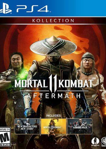 Mortal Kombat 11: Aftermath Kollection (PS4) PSN Key UNITED STATES