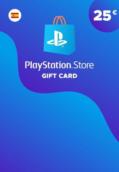 PlayStation Network Card 25 EUR (ES) PSN Key SPAIN