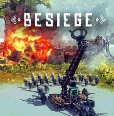 Besiege Steam Key GLOBAL фото