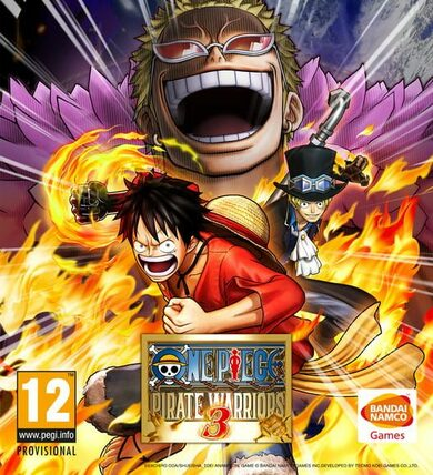 One Piece: Pirate Warriors 3 (Gold Edition)