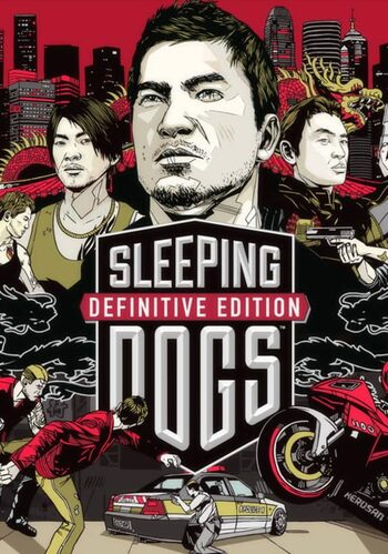Sleeping Dogs (Definitive Edition) Steam Key GLOBAL