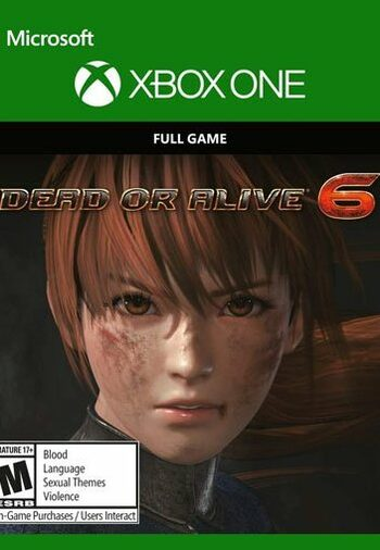 Dead or Alive 6  (Xbox One) Xbox Live Key UNITED STATES