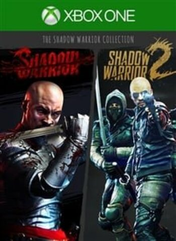 The Shadow Warrior Collection (Xbox One) Xbox Live Key UNITED STATES
