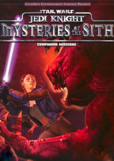 Star Wars Jedi Knight: Mysteries of the Sith Steam Key EUROPE