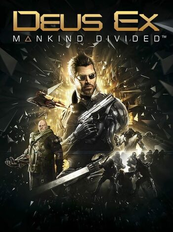 Deus Ex: Mankind Divided Steam Key GLOBAL