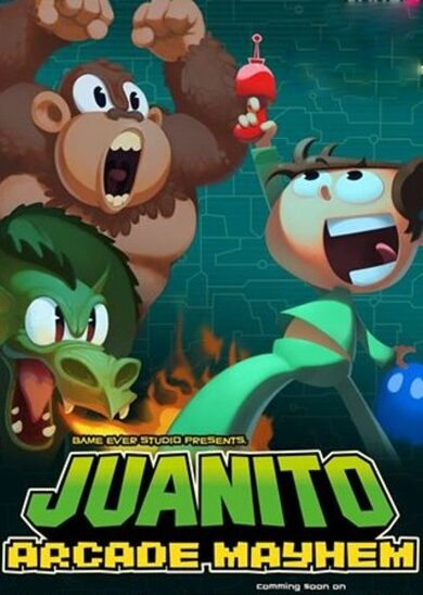 Juanito Arcade Mayhem Steam Key GLOBAL