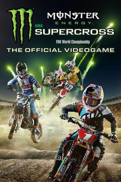 Monster Energy Supercross: The Official Videogame Steam Key GLOBAL