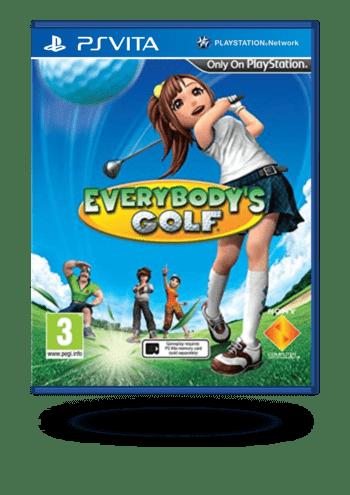 Everybody's Golf PS Vita