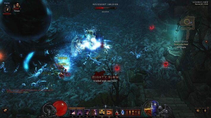 Diablo 3: Reaper of Souls (DLC) Battle net Key EUROPE