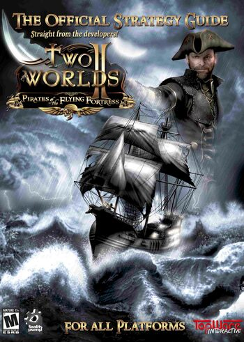 Two Worlds II Pirates of the Flying Fortress Strategy Guide Steam Key GLOBAL